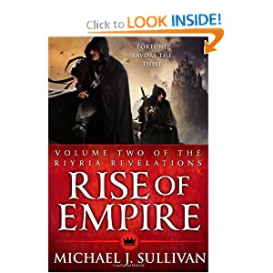 Rise of Empire - Michael J. Sullivan
