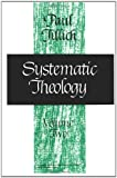 Systematic Theology, vol. 2: Existence and the Christ (0226803384) by Tillich, Paul