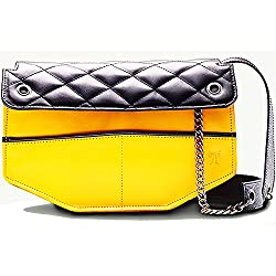 Twach Womens Sling Bag (Yellow) (YF1114)