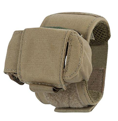 GPS Tasche Garmin 301 + 401 WARRIOR Elite Ops -Farbe: Coyote