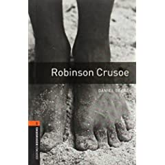 Robinson Crusoe Stage 2 (700 headwords) (American Oxford Bookworms)