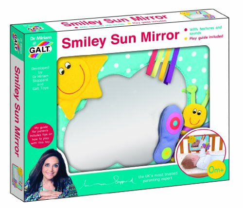 Galt Toys Inc Dr Miriam Smiley Sun Mirror (Discontinued by Manufacturer)