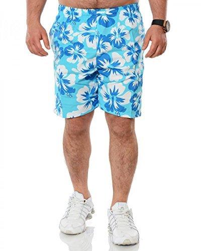 Herren Sporthose Bermuda Badehose Badeshorts