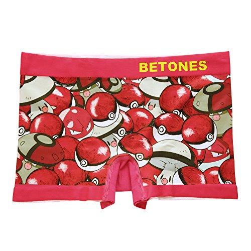 (ビトーンズ)BETONES ポケモンプリント成型ボクサーパンツ