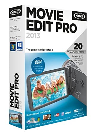 MAGIX Movie Edit Pro 2013