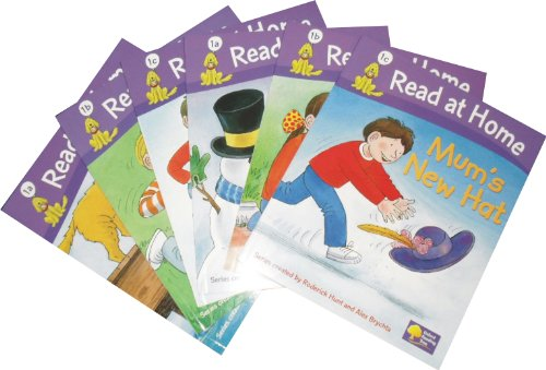 oxford-reading-tree-read-at-home-level-1-pack-6-books-collection-rrp-2394-level-1-includes-1a-funny-
