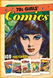 70s Girls Comics: 100 Postcards