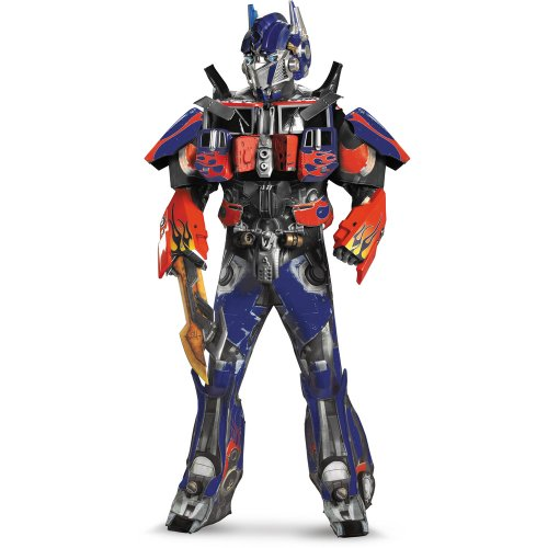 Transformers 3 Dark Of The Moon Movie-Optimus Prime 3D Theatrical W/Vacuform
