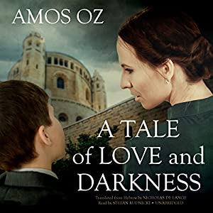 A Tale of Love and Darkness Audiobook