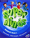img - for Super Minds Level 1 Student's Book with DVD-ROM book / textbook / text book