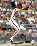 Steve Carlton Philadelphia Phillies 1972 Action 8x10 Photo