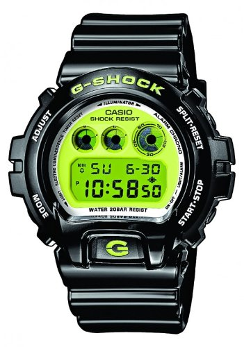 Casio Gents Watch G-Shock DW-6900CS-1ER