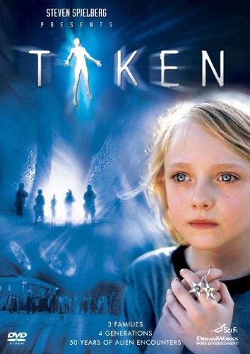 TAKEN <テイクン> コンプリートBOX [DVD]