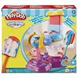 Play-doh Sweets Cafe Perfect Pop Maker Playset