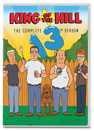 King of the Hill: Season 13 [DVD] [Import]