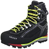 Salewa Mens MS BLACKBIRD EVO GTX(M) Trekking & Hiking Shoes Black Schwarz (Black/Cactus 916) Size: 40