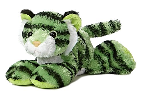 "Green Tanya Tiger 8"" by Aurora"