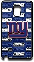 NFL Football New York Giants Samsung Galaxy Note Edge Hard Case CM151804 by cellks