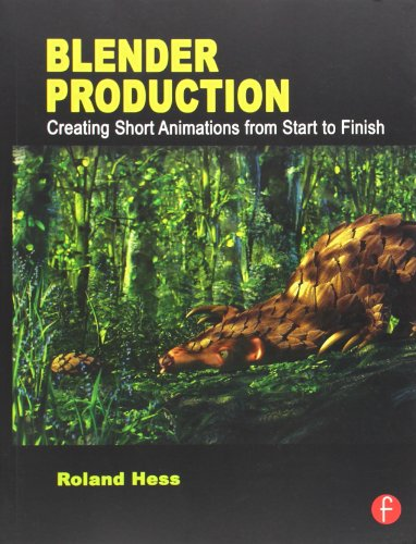 Blender Production: Creating Short Animations From Start To Finish front-16448