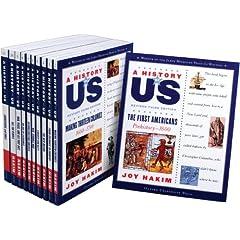 A History of US: 11-Volume Set
