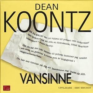 Vansinne [Velocity] Audiobook