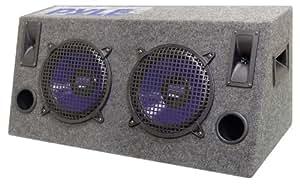 PYLE PLHB10 Dual 10'' 800 Watt Hatchback Speaker Enclosure System