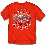 MLB Unisex Adult St. Louis Cardinals 2011 World Series Champions Player Tee Shirt