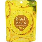 【期間限定】【ケース販売】カンロ ジュレピュレ 沖縄産パイナップル味 63g×6袋