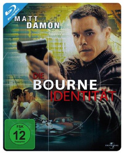 Die Bourne Identität - Steelbook [Blu-ray]