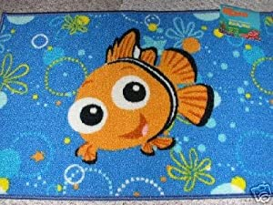 Disney pixar finding nemo bath mat bathmats - Finding nemo bathroom sets ...