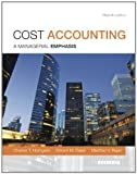 img - for Cost Accounting (15th Edition) book / textbook / text book