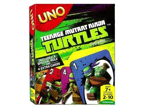 UNO - Teenage Mutant Ninja Turtles