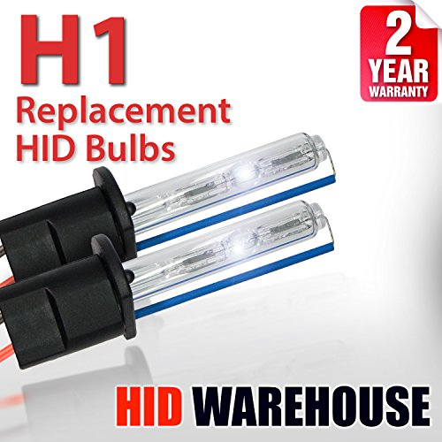 HID-Warehouse® HID Xenon Replacement Bulbs - H1 12000K