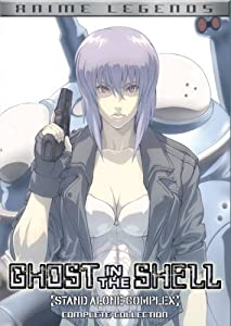 Ghost in the Shell: Stand Alone Complex Season 1 (Anime Legends)