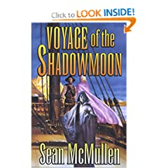 Voyage of the Shadowmoon (Moonworlds Saga) by Sean McMullen