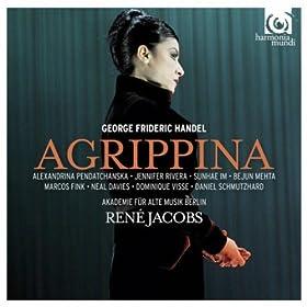 """Agrippina: Atto I, Scena XIX Recit. Poppea """"Cieli, Quai Strani Casi"""" Aria Poppea """"Fa Quanto Vuoi"""""""