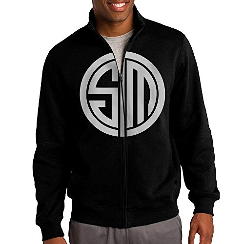 simoon-team-solo-mid-tsm-team-logo-mens-solid-stand-collar-zipper-jacket-size-xl