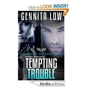TEMPTING TROUBLE (Secret Assassins (S.A.S.S.)) Gennita Low