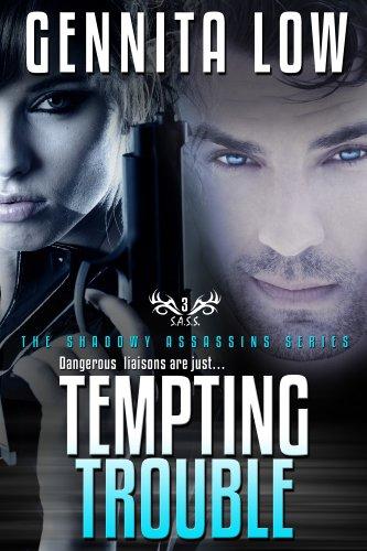 TEMPTING TROUBLE (Secret Assassins (S.A.S.S.))