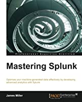 Mastering Splunk Front Cover