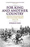 img - for For King and Another Country: Indian Soldiers on the Western Front, 1914-18 book / textbook / text book