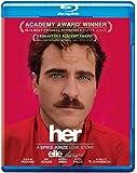 Her [Blu-ray + UltraViolet] (Sous-titres français)