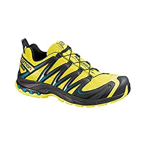 Salomon Zapatos XA Pro 3D GTX Gore Tex 370697 Amarillo Canario Negro azul de Boss, Salomon Schuhe Herren:48