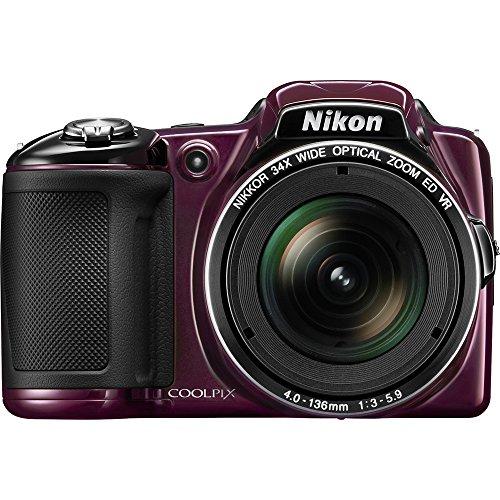 nikon-coolpix-l830-digital-camera-plum-certified-refurbished