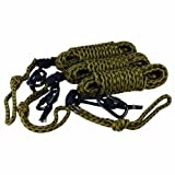 Hunter Safety Lifeline System Safety Harness (3-Pack)