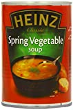 Heinz Classic Spring Vegetable Soup 400 g (Pack of 24)