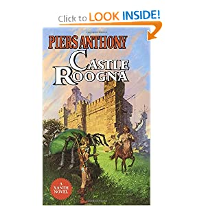 Castle Roogna (The Magic of Xanth, No. 3) by Piers Anthony