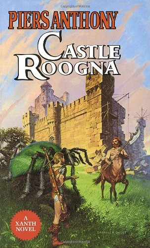 Castle Roogna (The Magic of Xanth, No. 3)
