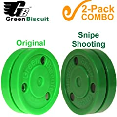 Green Biscuit Original and Snipe Puck Bundle by Green Biscuit