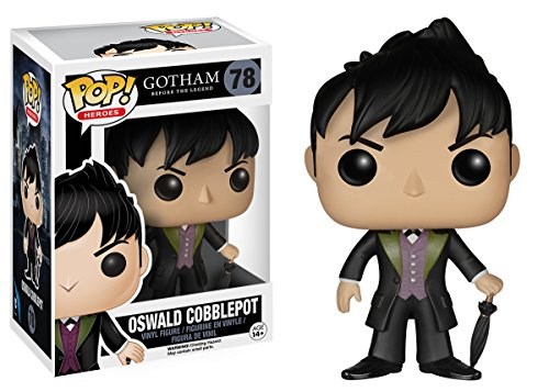 Funko POP TV: Gotham - Oswald Cobblepot Action Figure at Gotham City Store